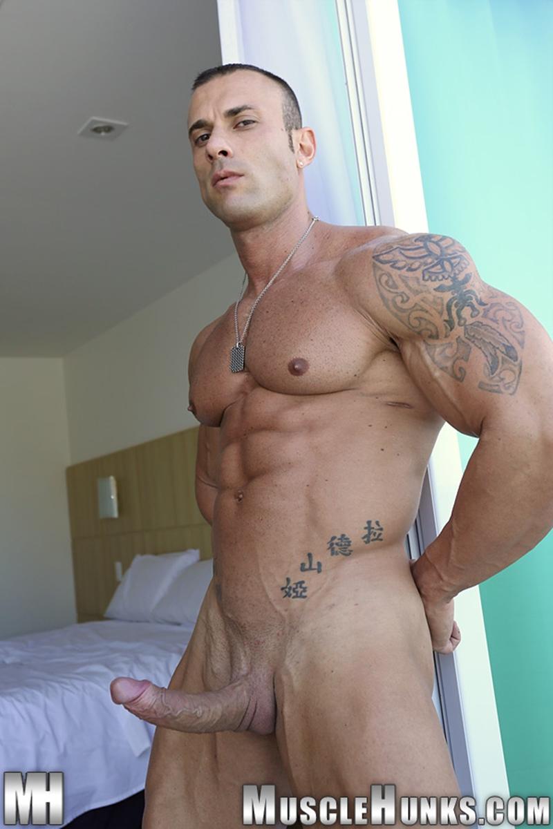 Desnudo músculo chico caliente Súper