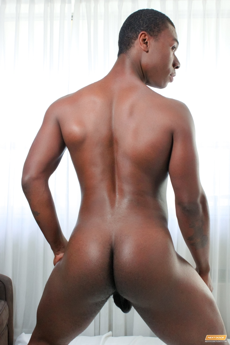 Think Naked black men bubble butt understand