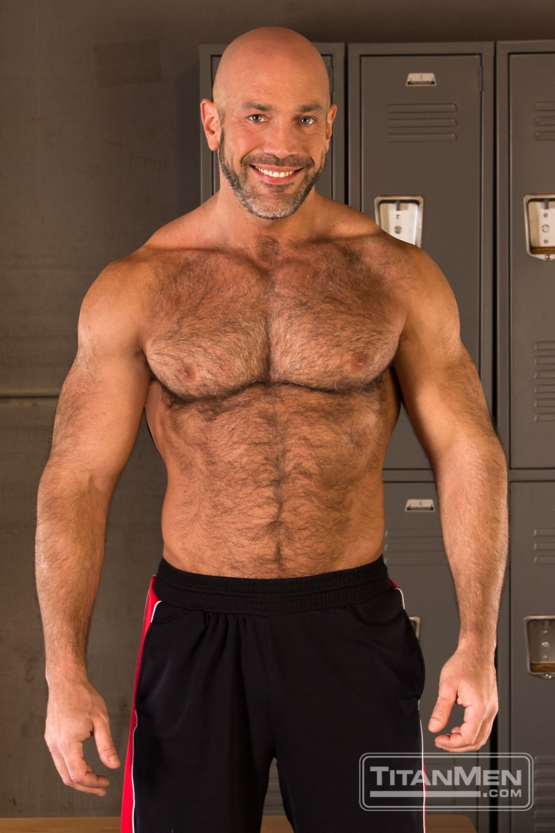 image Sweat jesse jackman amp dirk caber ass fucking in the locker room