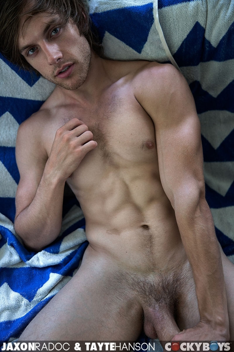 Tayte Hanson  Jaxon Radoc  Men For Men Blog  Naked Men -8766