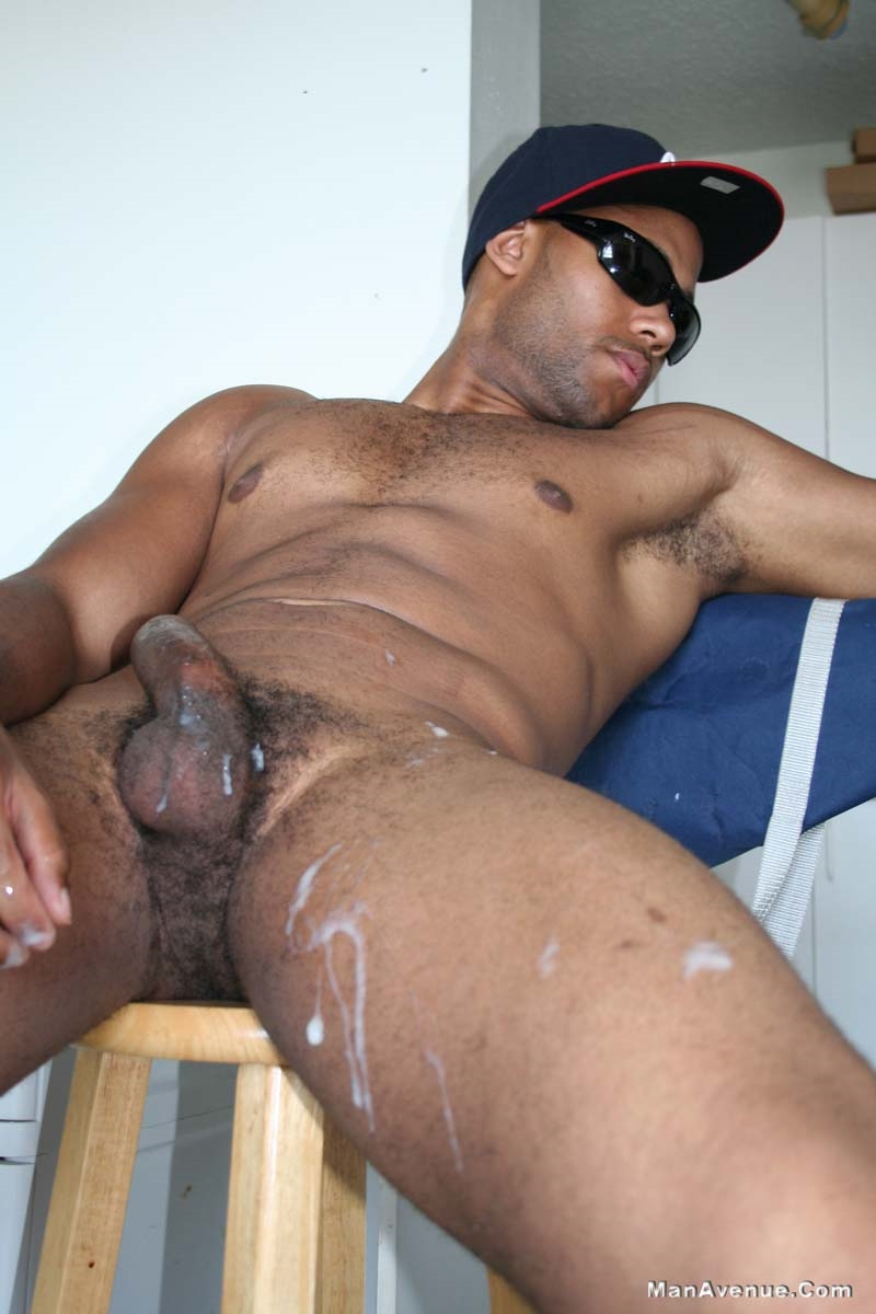black naked men cuming