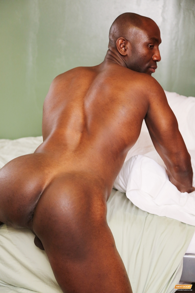 nude black mens butts