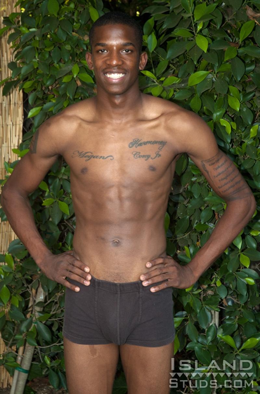 African twink boy