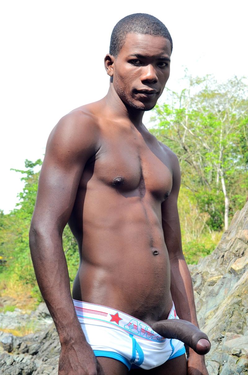 young black gay cock