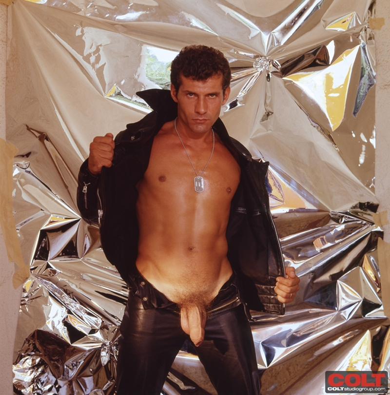 Rocco Rizzoli  Coltstudios Vintage Porn Star  Naked Men Pics-7013