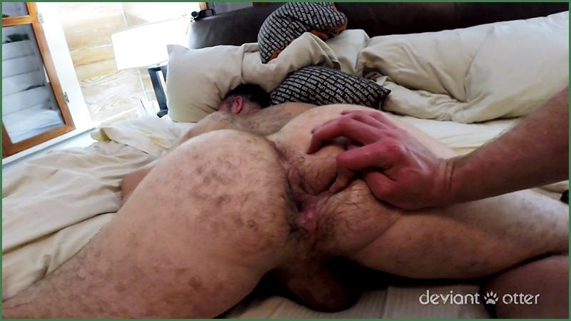 Raw Otter Romp  Deviant Otter  Naked Men Pics  Vids-1266