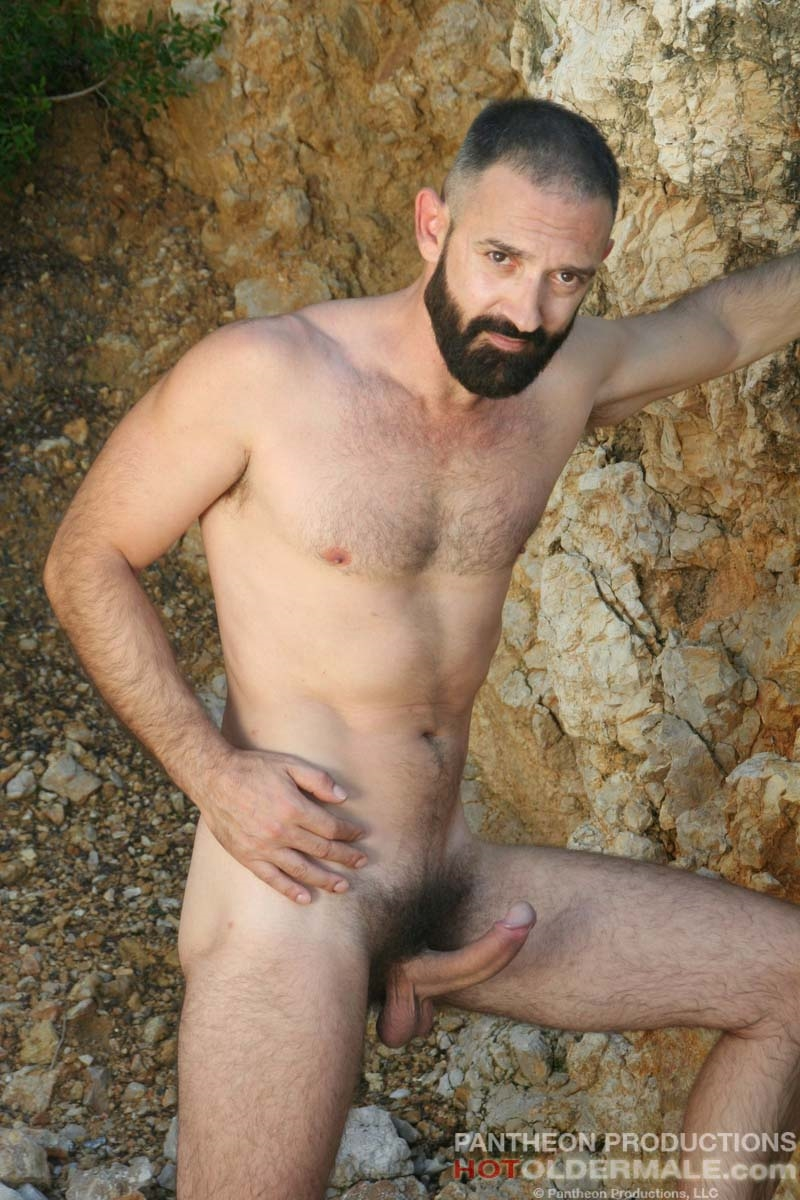 Hot naked mature men