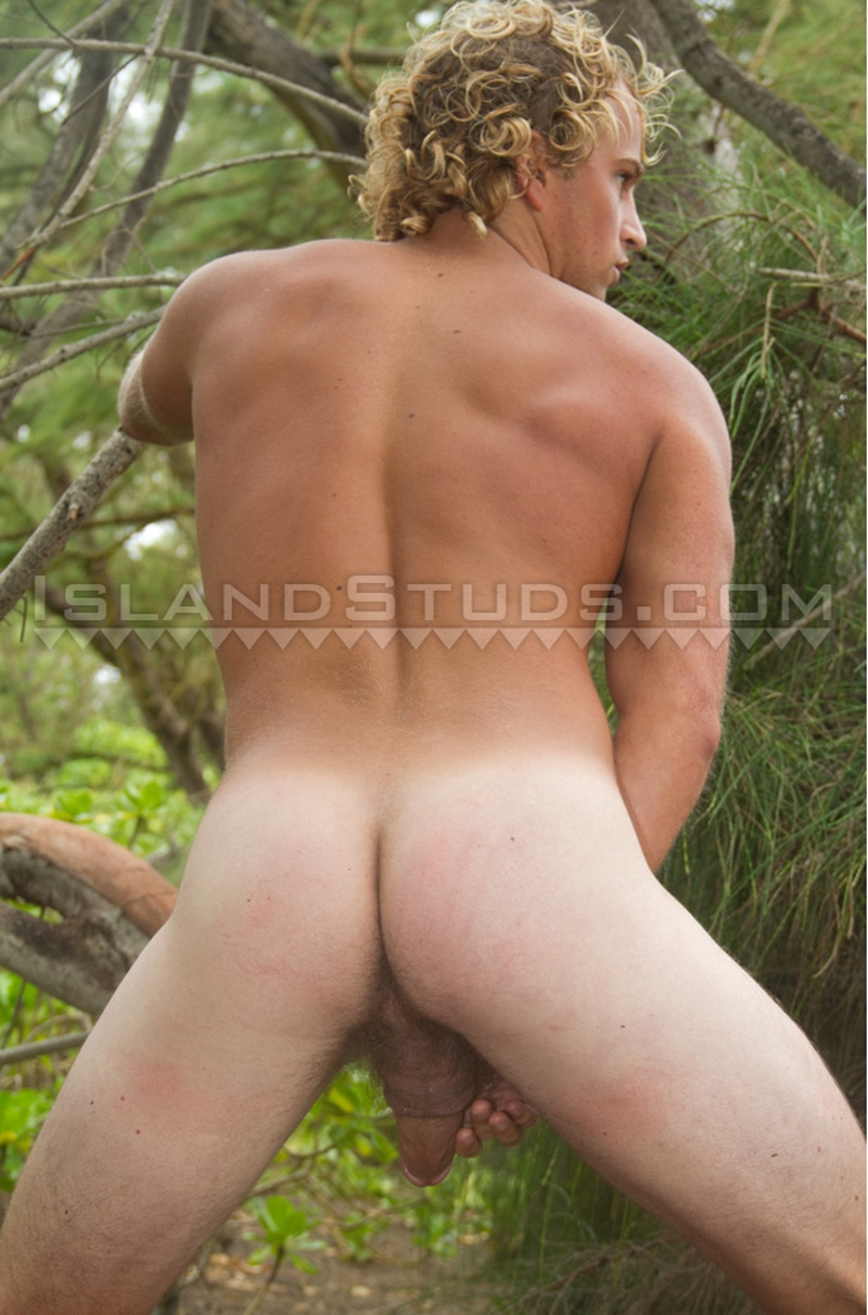 Blond young athlete first gay sex 3