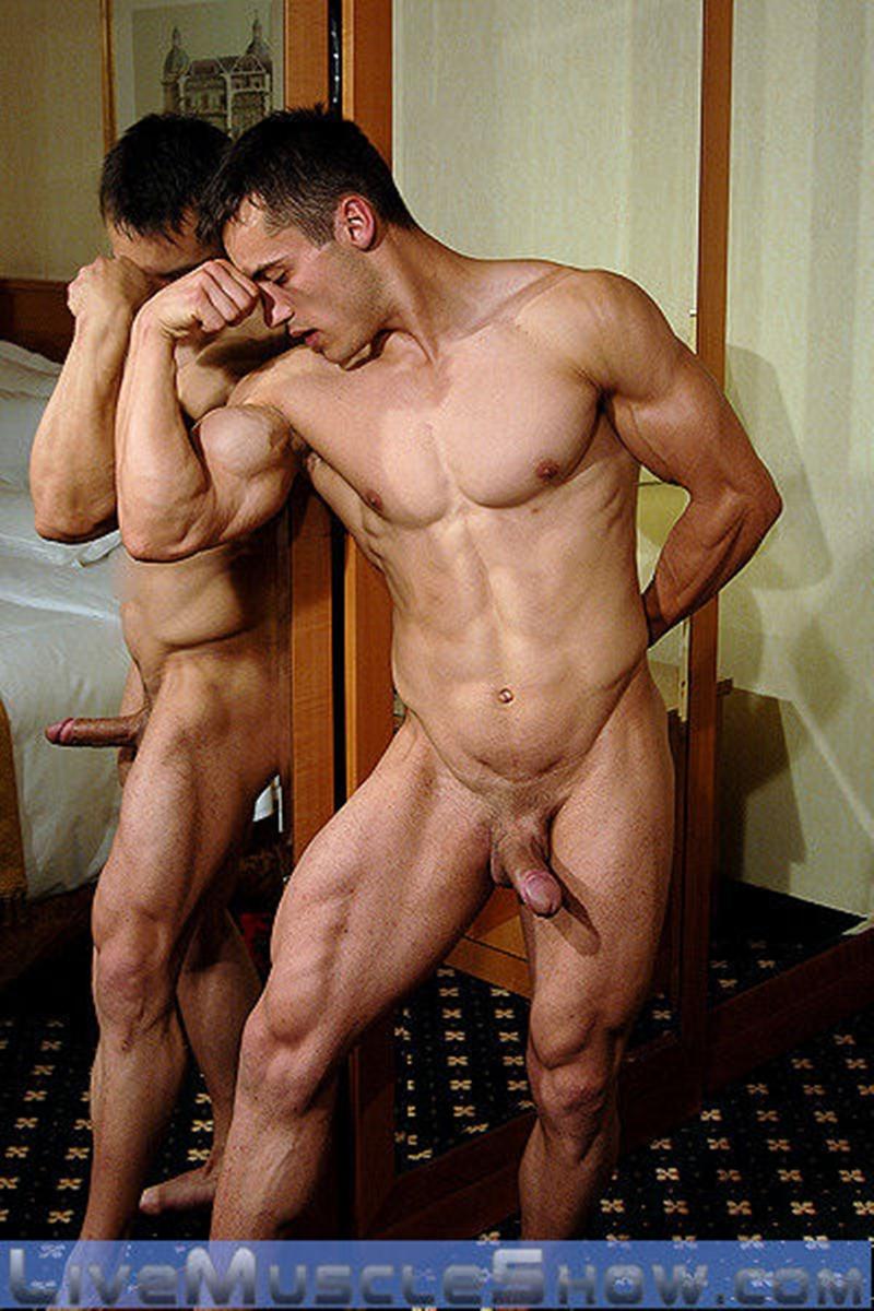 Axel Agabo  Nude Bodybuilder  Naked Men Pics  Vids-6777
