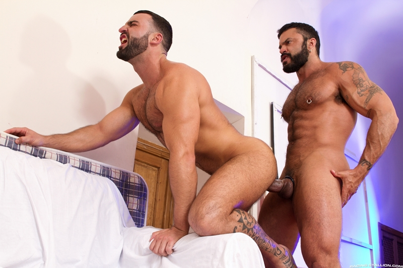 Rogan Richards  Abraham Al Malek  Ragingstallion  Fuck-5578