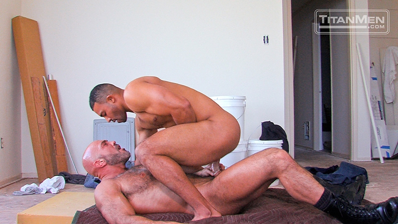 I spank her ass bald