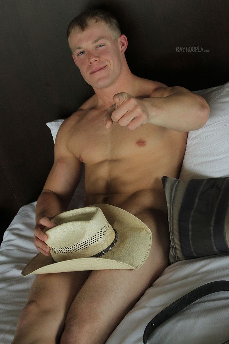 Gay jeans cum movie the hunky young jock