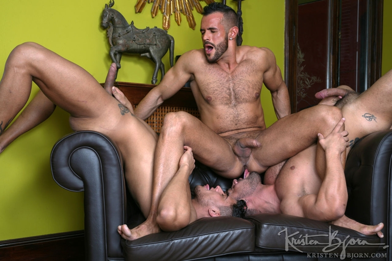 Wagner Vittoria, Diego Lauzen And Denis Vega - Horny Gay -4543