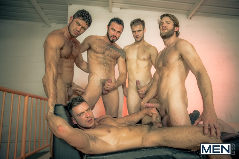 Gay orgy gabriel who was longing brendan039s