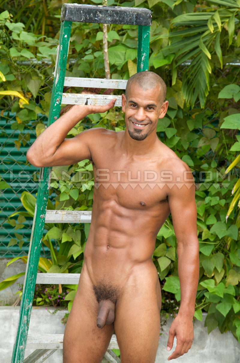 Ebony Guy Wanking On Photos