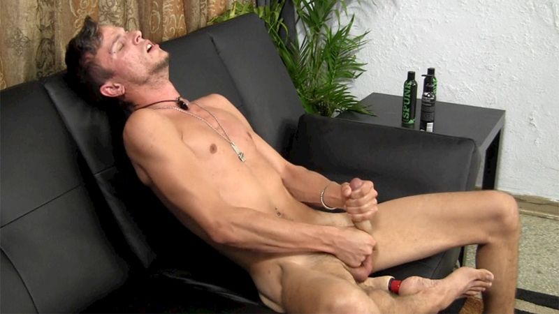 Straight guy butt plug movie gay dude