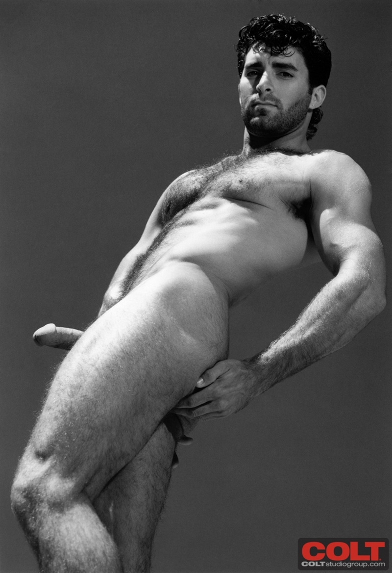 Hairy Chested Colt Icon Rich Koch  Men For Men Blog -9487
