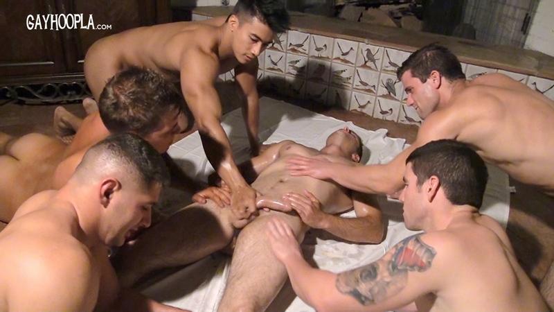 Gay 3 way porn
