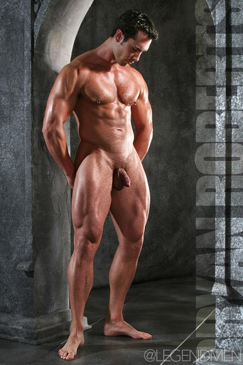 Can hot nude muscle man fill blank