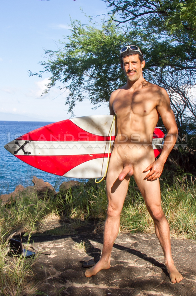 Sexy board straight men naked can