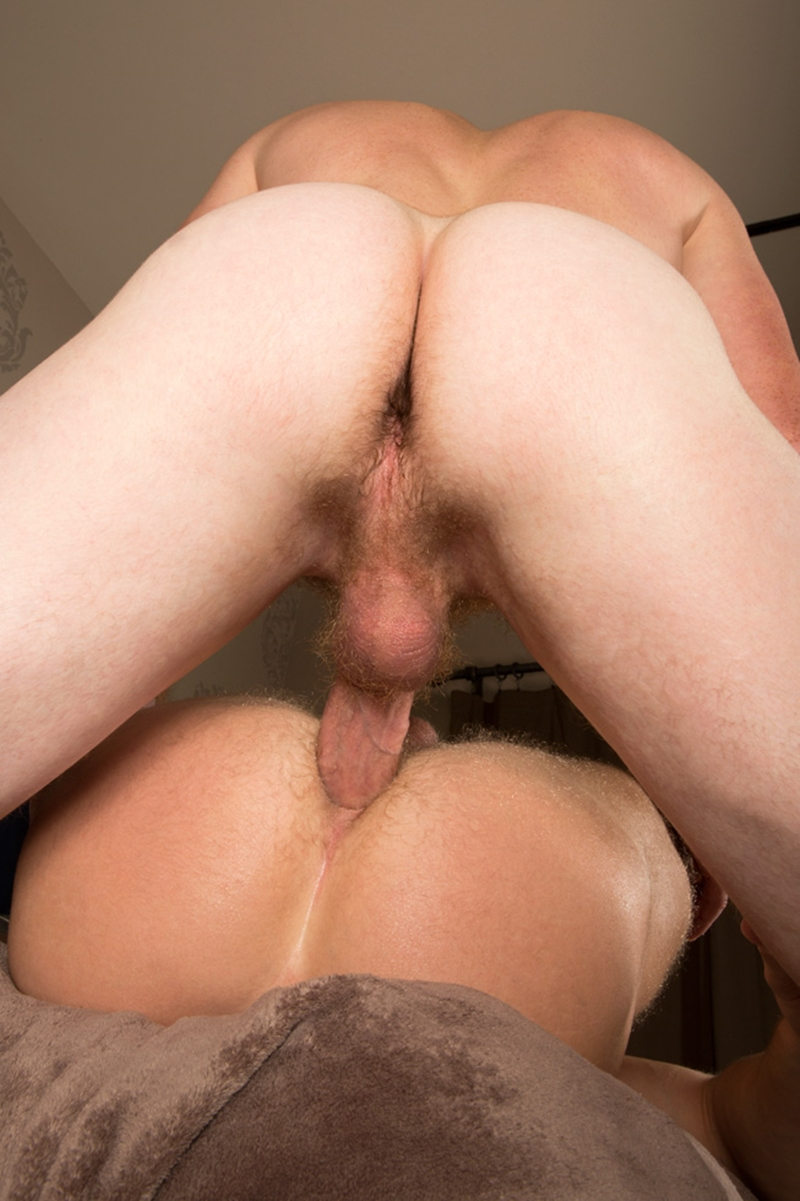 Bareback Gay Feel Hard Cock In Ass