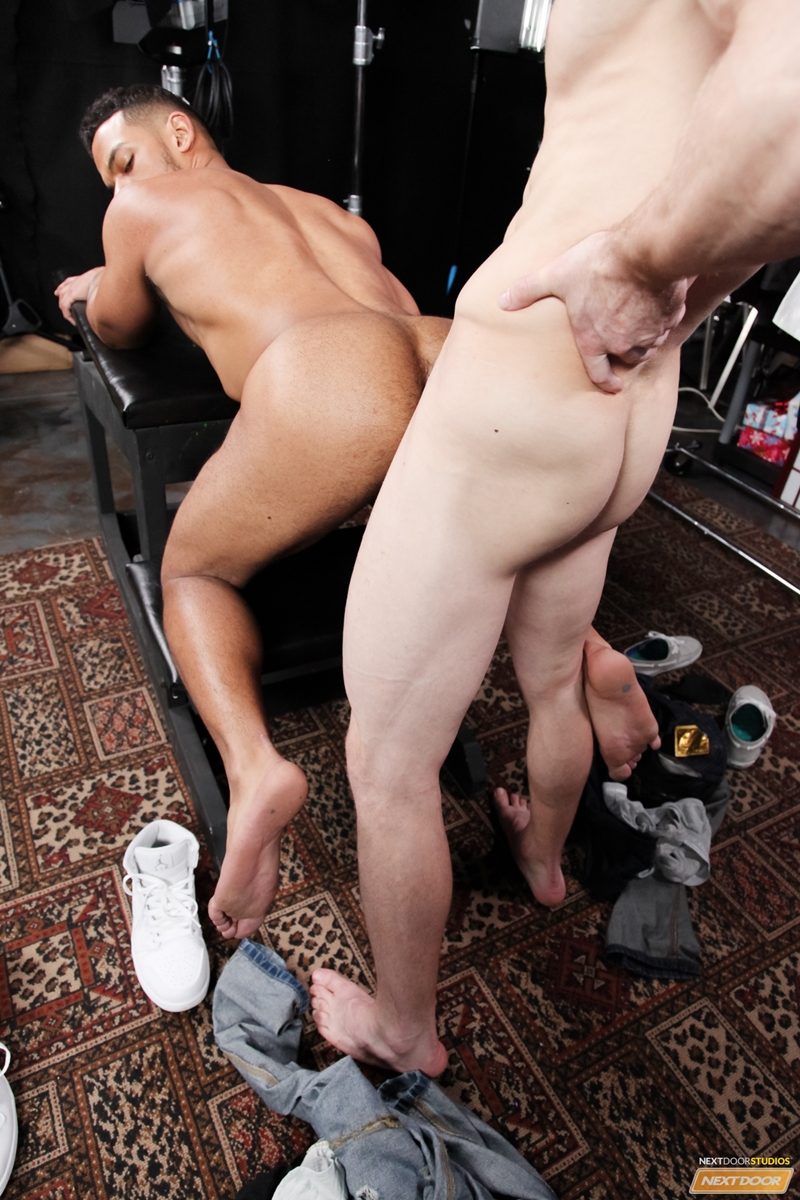 Diego A Takes The Dick Like A Natural, Jerking His Cock -7395
