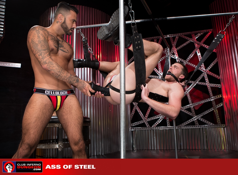 ClubInfernoDungeon-Brandon-Moore-sling-sexy-Rikk-York-sex-toy-lube-massage-strokes-ass-man-hole-stretched-ball-gag-fisting-bottom-001-gay-porn-video-porno-nude-movies-pics-porn-star-sex-photo