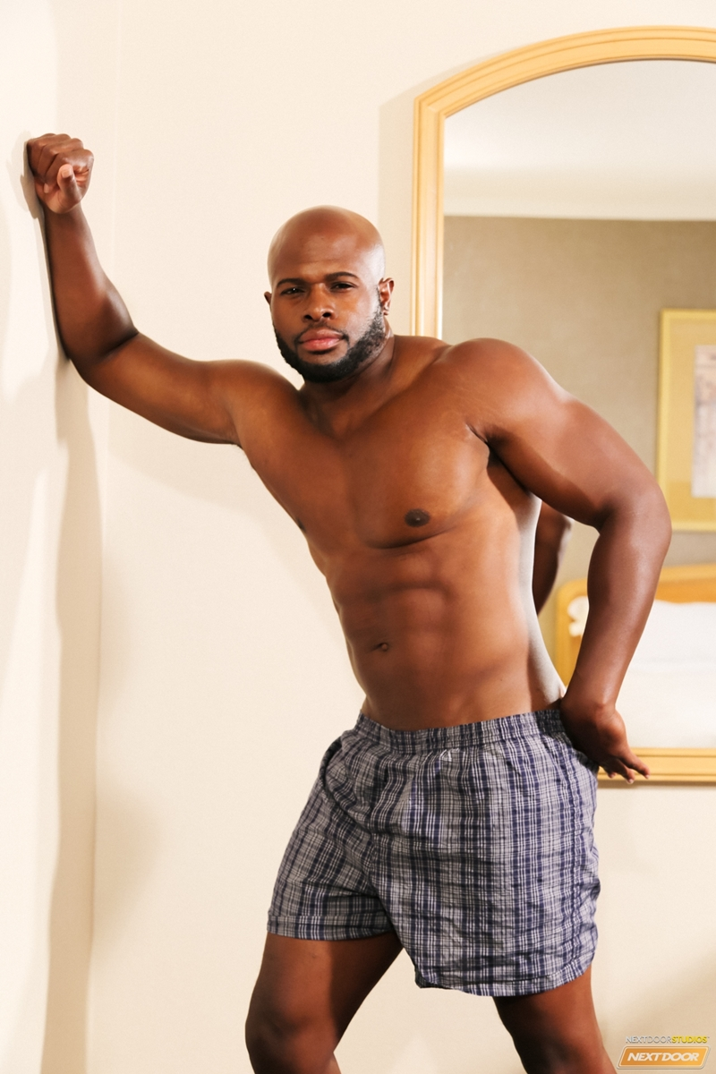 Ebony Men Big Cook 54