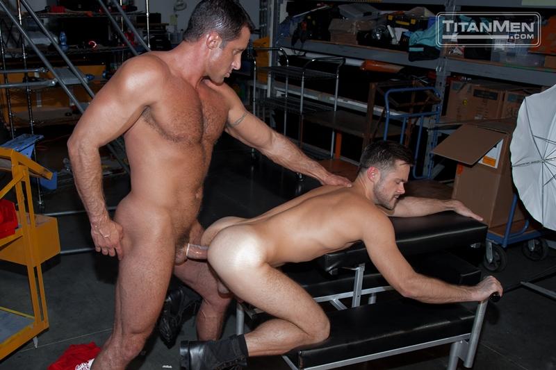 Ethan Ayers And Blake Oscar Kinky Gay Ass Rimming
