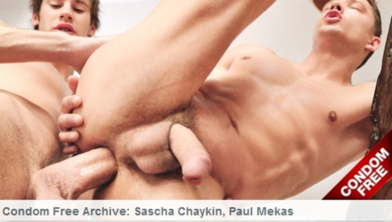 Belami-boys-Sascha-Chaykin-Paul-Mekas-bare-uncut-dick-fucking