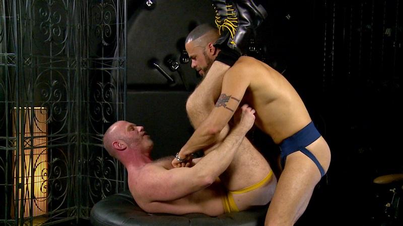 Blonde black cock slut