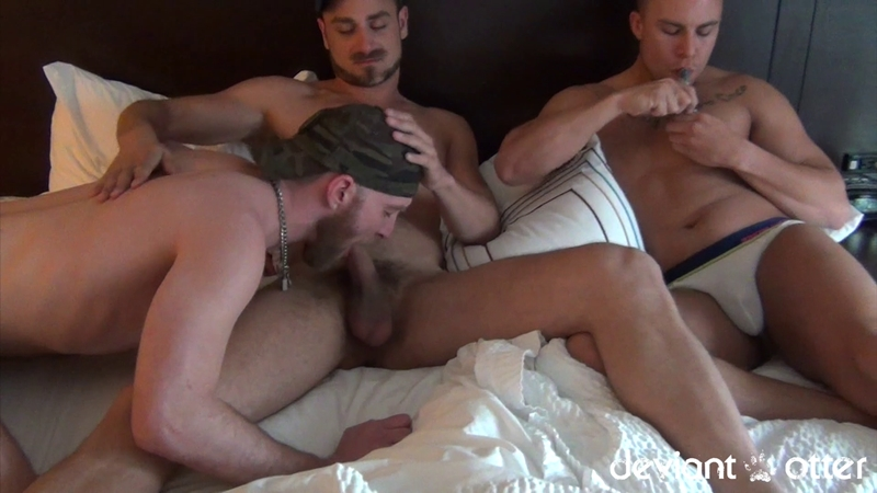 DeviantOtter-sweaty-raw-dick-hot-sex-Leon-Eli-huge-cock-boner-flip-flop-fucking-raunchy-man-fuck-session-sexy-young-guys-rimming-001-gay-porn-video-porno-nude-movies-pics-porn-star-sex-photo
