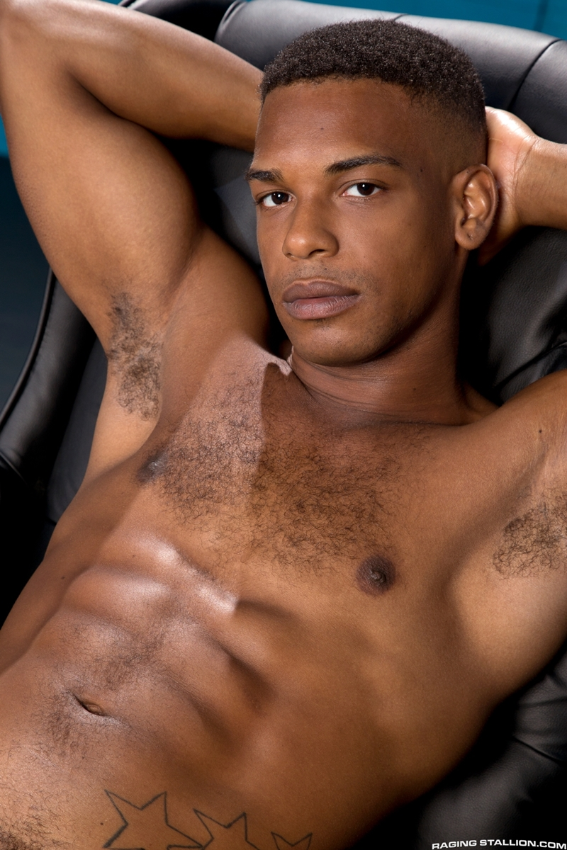Black gay man nude sex