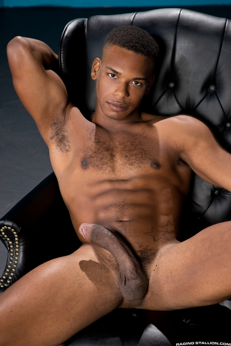 Gay black man porno