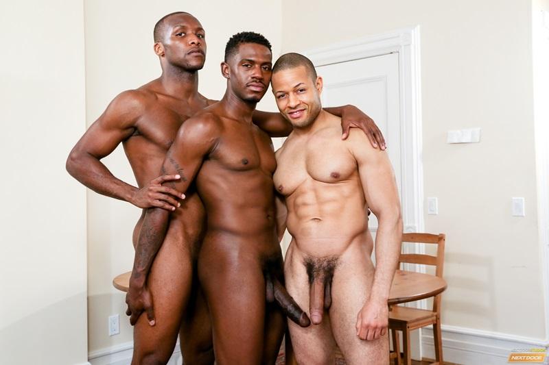 Black gay porn hot
