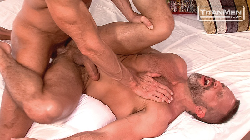 hard rough muscle men fucking dallas steele and dirk caber
