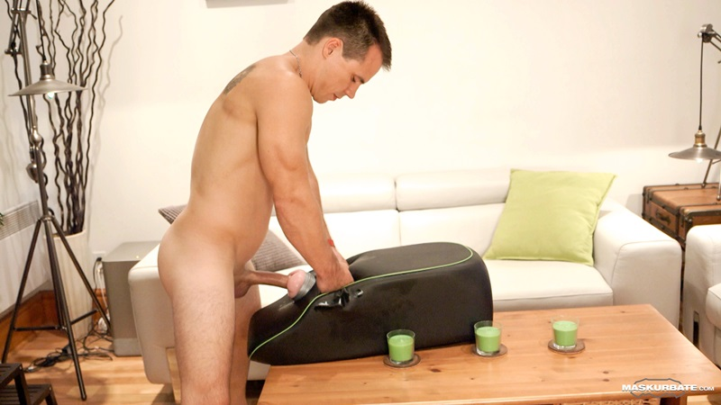 Married Young Jock Ricky Gets His First Man On Man Blowjob -6767