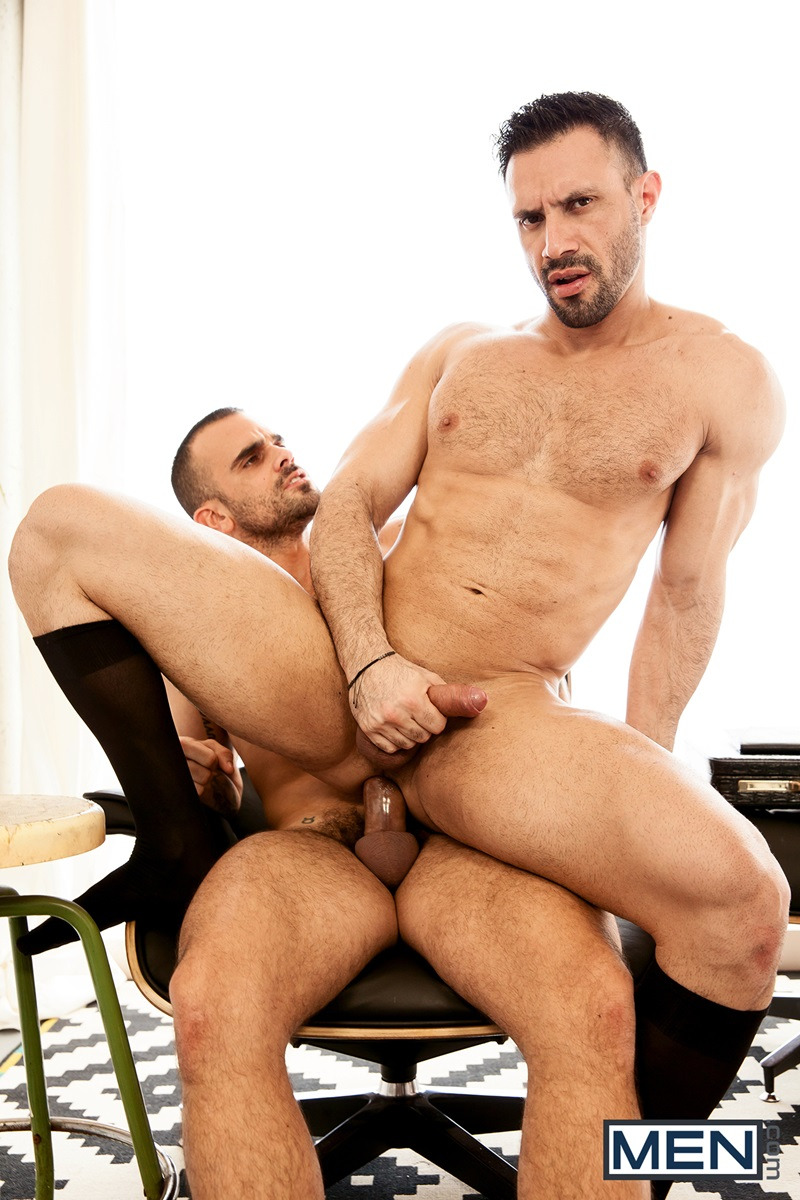 Hot gay damien embarks to stroke and jack 5