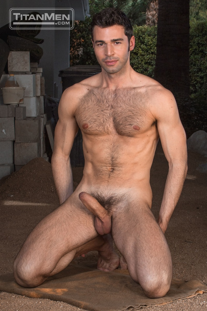Think, very hairy men nude can not