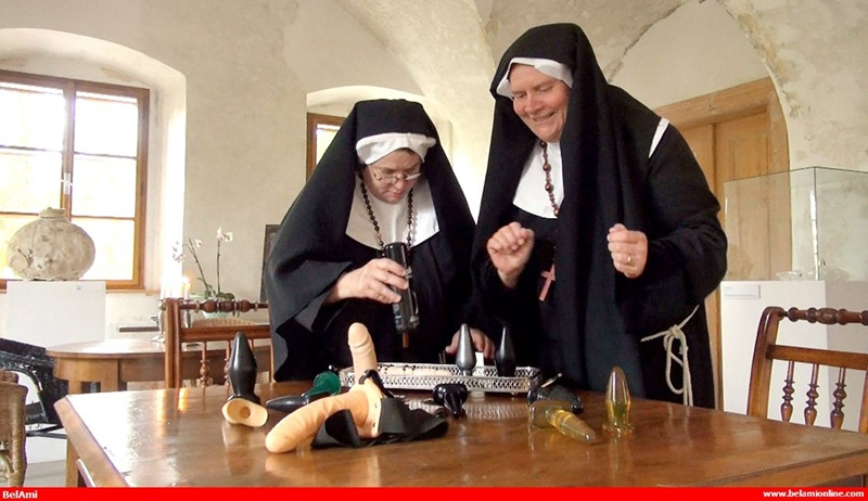 Bare scandal in the vatican