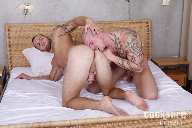 CocksureMen-naked-muscle-men-Max-Bourne-Van-Morris-anal-man-hole-bareback-bare-raw-cock-cum-load-six-pack-abs-low-hanging-balls-09-gay-porn-star-sex-video-gallery-photo