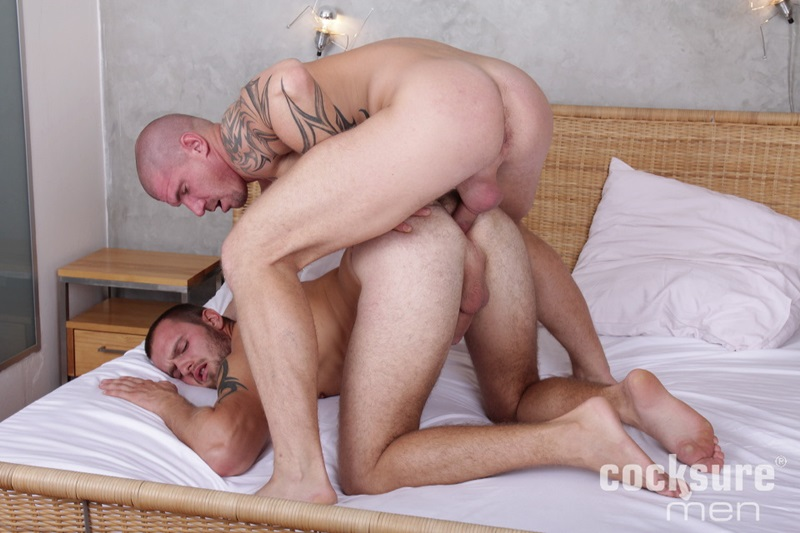 CocksureMen-naked-muscle-men-Max-Bourne-Van-Morris-anal-man-hole-bareback-bare-raw-cock-cum-load-six-pack-abs-low-hanging-balls-11-gay-porn-star-sex-video-gallery-photo