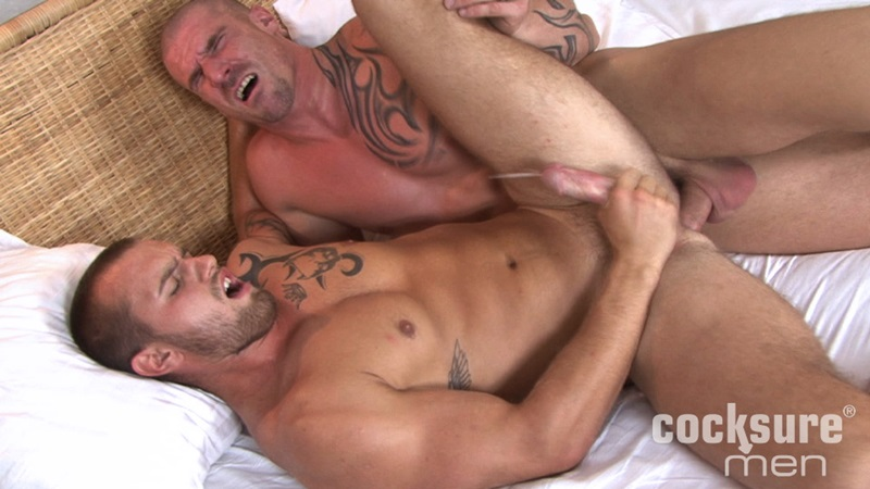 CocksureMen-naked-muscle-men-Max-Bourne-Van-Morris-anal-man-hole-bareback-bare-raw-cock-cum-load-six-pack-abs-low-hanging-balls-22-gay-porn-star-sex-video-gallery-photo
