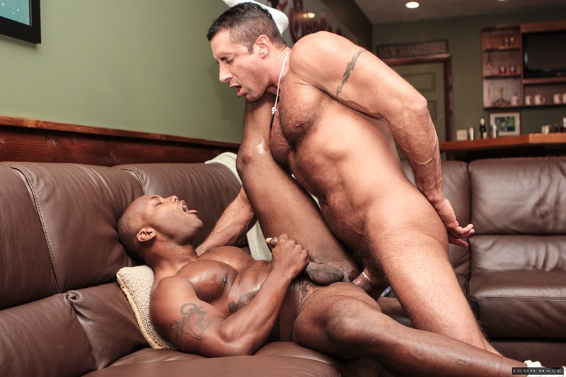 Ebony gays video