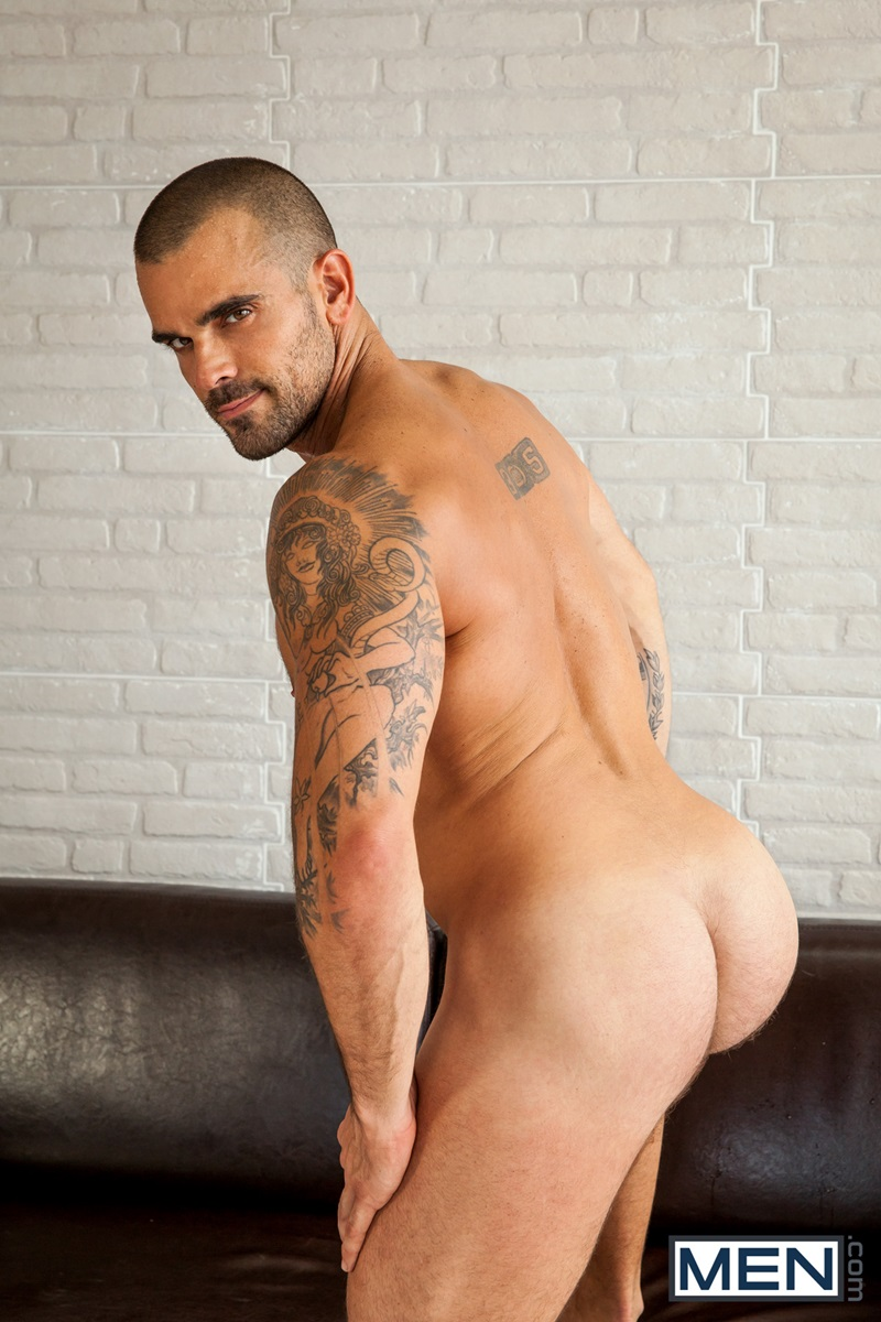Damien Crosse Fucks Gabriel Cross Hot Bubble Butt  Nude -4796