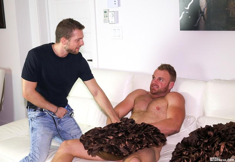 Mutual masturbation session Jimmy Dube and Matthew Parker ...