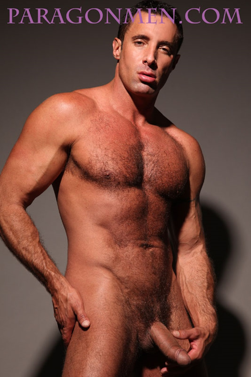 Hairy chested men videos