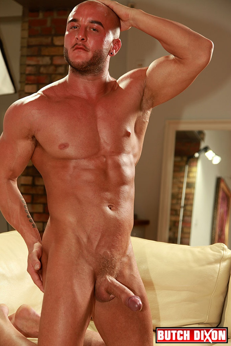 Big Burly Bi-Sexual Lee David With A Big Donkey Dick And -7634
