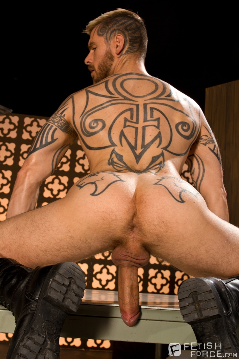 FistingCentral-BDSM-tattoo-Logan-McCree-harness-restrain-tied-boung-Hugh-Hunter-horse-huge-hung-cock-sucking-nipple-clamps-wax-003-gay-porn-tube-star-gallery-video-photo