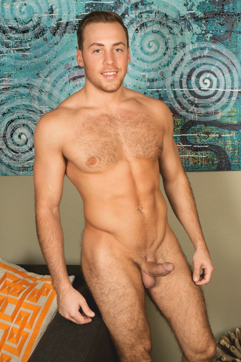Amazing cory seduces a handsome dude